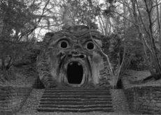 Bomarzo Bocca dell Inferno